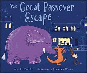 Cover: The Great Passover Escape