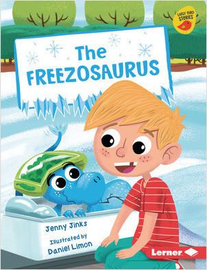 Cover: The Freezosaurus