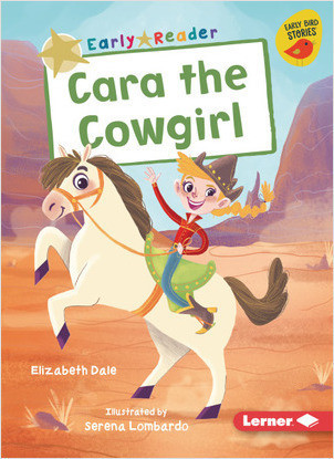 Cover: Cara the Cowgirl