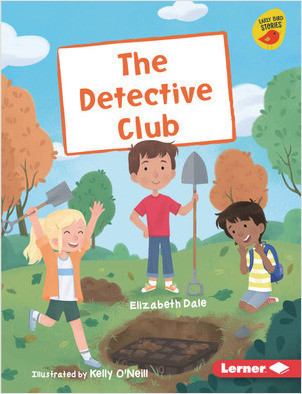 Cover: The Detective Club