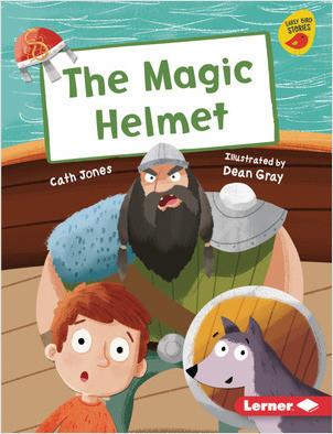 Cover: The Magic Helmet
