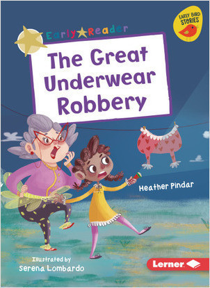 Cover: The Great Underwear Robbery