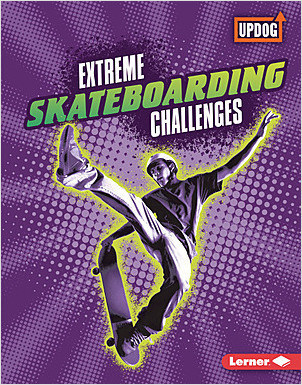 Cover: Extreme Skateboarding Challenges