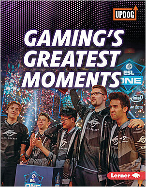 Cover: Gaming's Greatest Moments