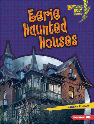 Cover: Eerie Haunted Houses