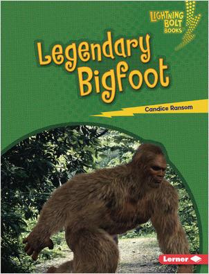 Cover: Legendary Bigfoot