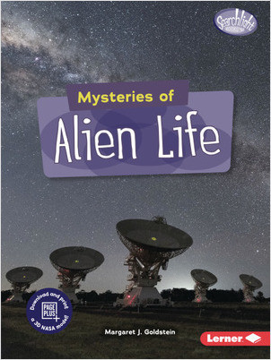 Cover: Mysteries of Alien Life