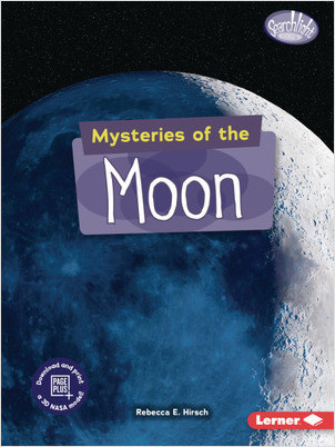 Cover: Mysteries of the Moon