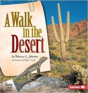 Cover: A Walk in the Desert