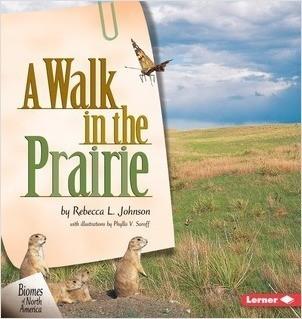 Cover: A Walk in the Prairie