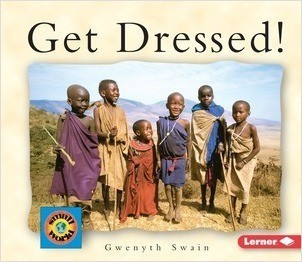 Cover: Get Dressed!