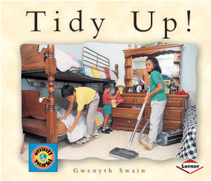Cover: Tidy Up!