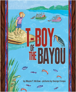 Cover: T-Boy of the Bayou