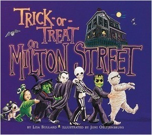 Cover: Trick-or-Treat on Milton Street