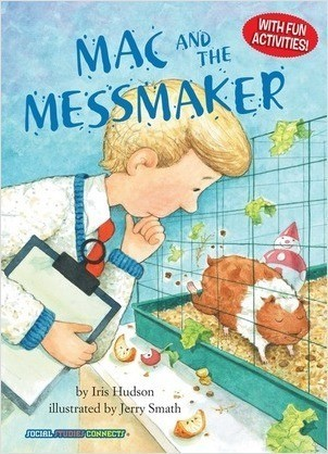 Cover: Mac and the Messmaker: Participation