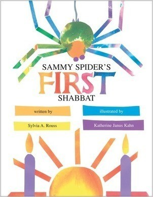 Cover: Sammy Spider's First Shabbat