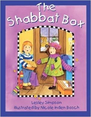Cover: The Shabbat Box