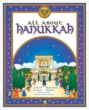 Cover: All About Hanukkah