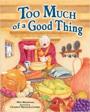Cover: Too Much of a Good Thing