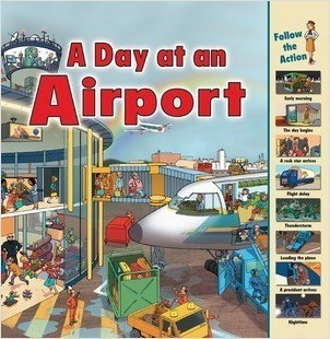 Cover: A Day at an Airport