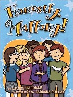 Cover: Honestly, Mallory!