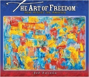 Cover: The Art of Freedom: How Artists See America