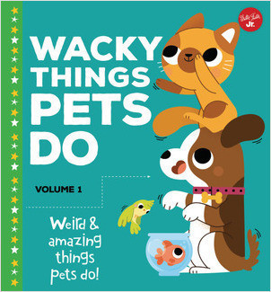 Cover: Wacky Things — Library Bound Set