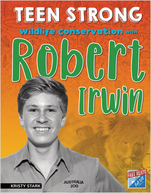 Cover: Wildlife Conservation with Robert Irwin