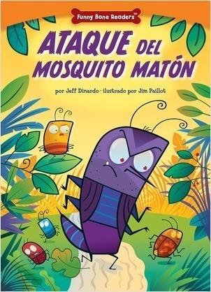 Cover: Funny Bone Readers ™ — en español — eBook Set