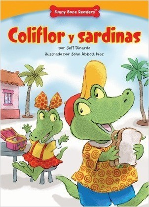 Cover: Coliflor y sardinas (Squid and Pickles): Using Good Manners