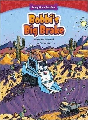 Cover: Bobbi's Big Brake: Self-confidence