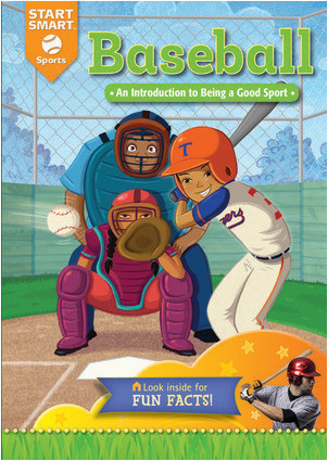 Cover: Baseball: An Introduction to Being a Good Sport