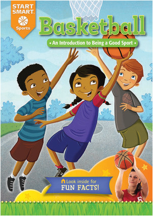 Cover: Basketball: An Introduction to Being a Good Sport