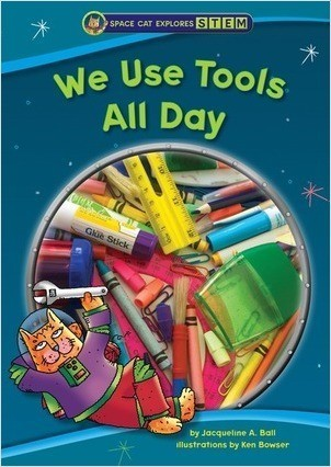 Cover: We Use Tools All Day