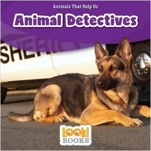 Cover: Animal Detectives