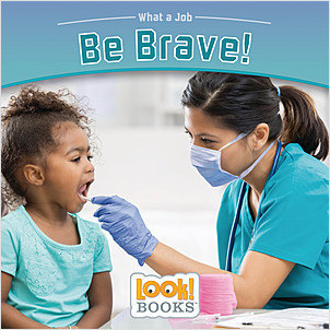 Cover: Be Brave!