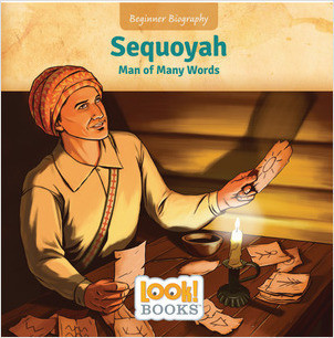 Cover: Sequoyah: Man of Many Words