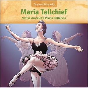 Cover: Maria Tallchief: Native America's Prima Ballerina