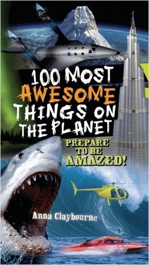 Cover: 100 Most Awesome Things on the Planet