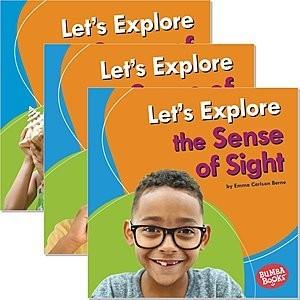 Cover: Bumba Books ® — Discover Your Senses — eBook Set