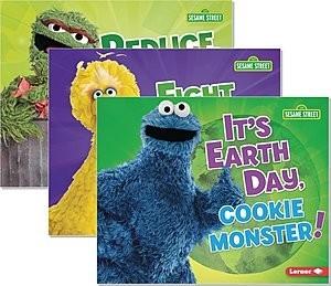 Cover: Go Green with Sesame Street ® — eBook Set