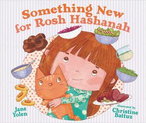 Cover: Something New for Rosh Hashanah