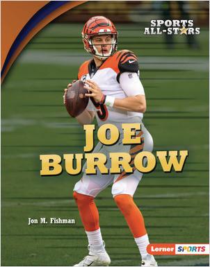 Cover: Joe Burrow