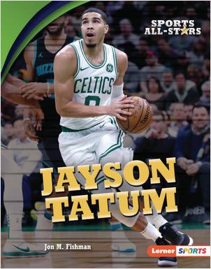 Cover: Jayson Tatum