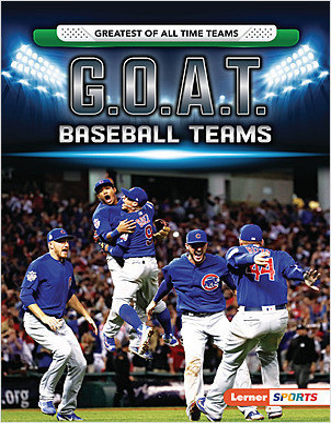 Cover: G.O.A.T. Baseball Teams