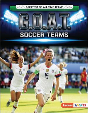 Cover: G.O.A.T. Soccer Teams