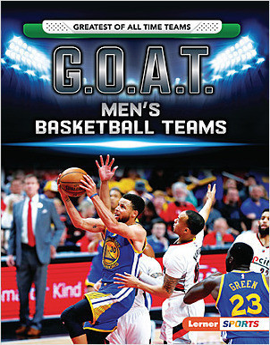 Cover: G.O.A.T. Men's Basketball Teams
