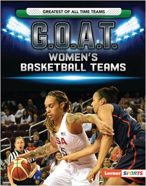 Cover: G.O.A.T. Women's Basketball Teams