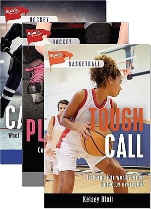 Cover: Lorimer Sports Stories — Paperback Set