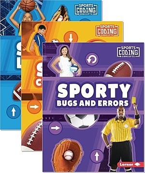 Cover: Sports Coding Concepts — Paperback Set